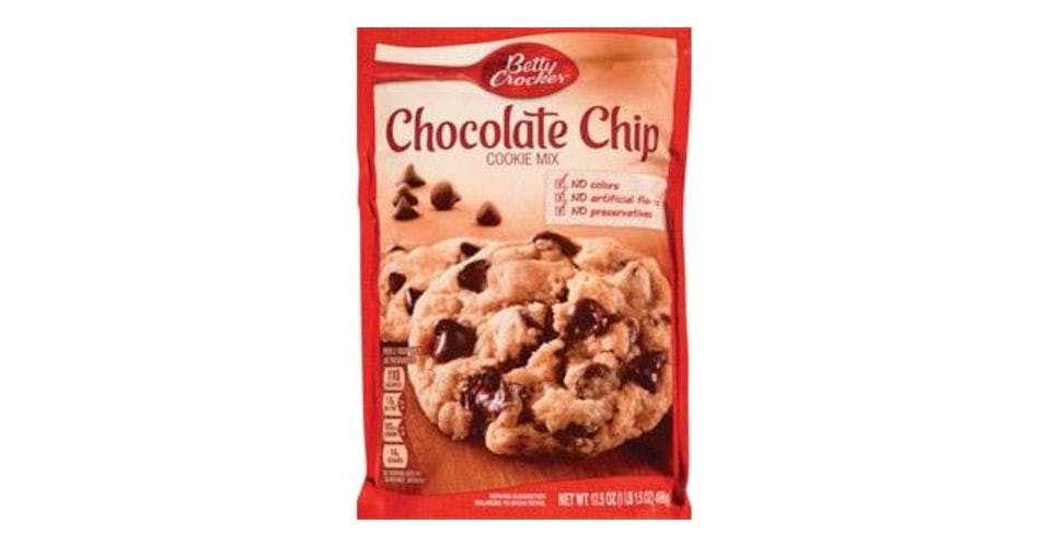 Betty Crocker Chocolate Chip Cookie Mix (17.5 oz) from CVS - Main St in Green Bay, WI