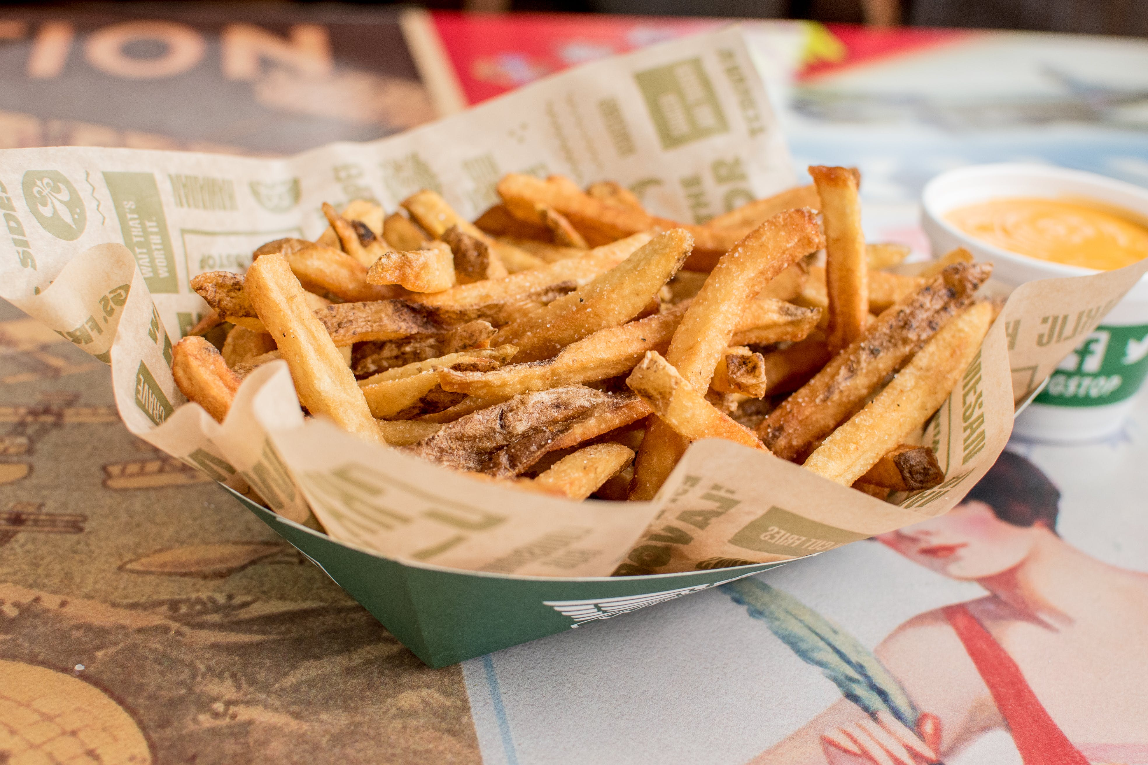 Cheese Fries from Wing Stop - S. Oneida in Green Bay, WI
