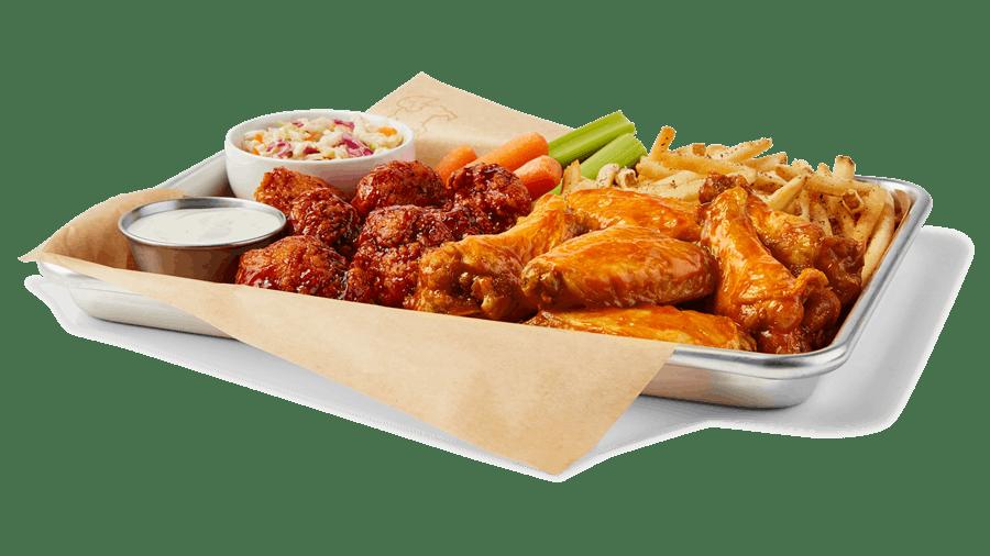Traditional and Boneless Wings Combo from Buffalo Wild Wings (149) - Topeka in Topeka, KS