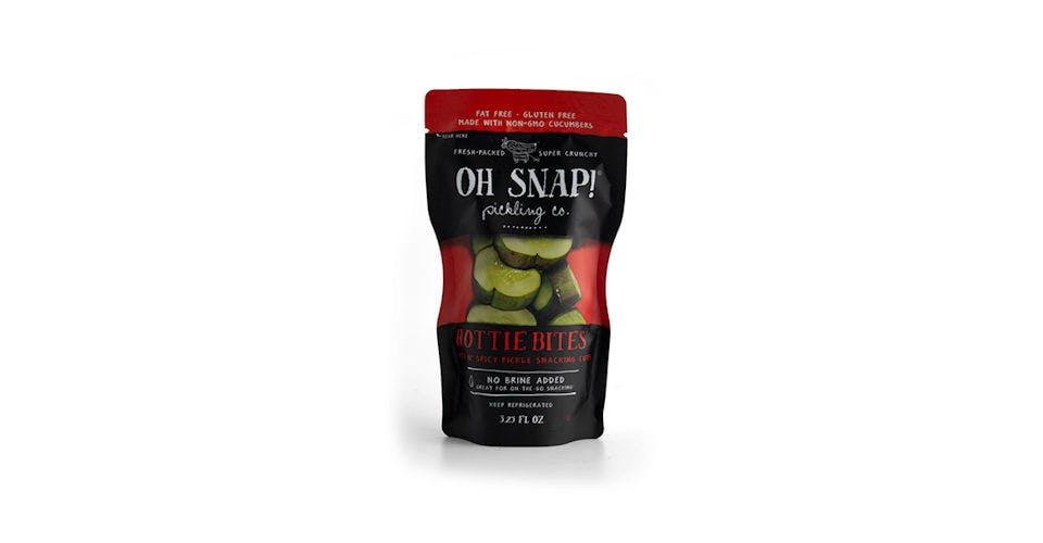 Oh Snap Pickles Hottie Bites, 3.25 oz. from Kwik Trip - Oshkosh W 9th Ave in Oshkosh, WI