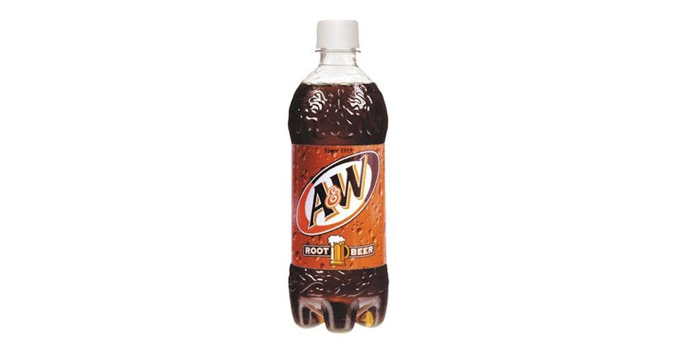 A&W Root Beer (20 oz) from CVS - Main St in Green Bay, WI