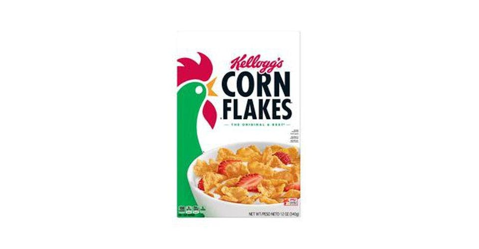 Kellogg's Corn Flakes Cereal (12 oz) from CVS - Main St in Green Bay, WI