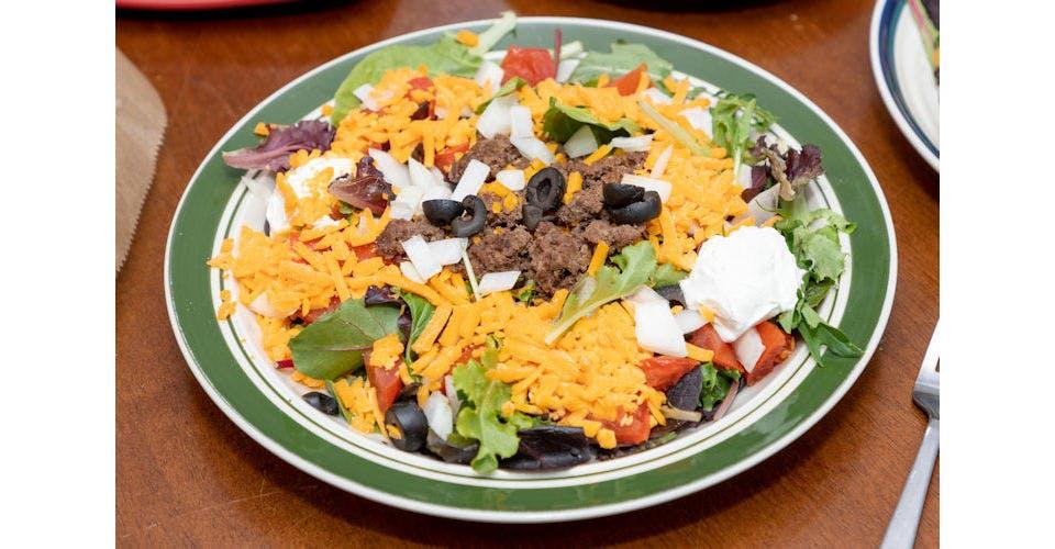 Taco Salad from Hippie Wayne's Green Tomato in Appleton, WI