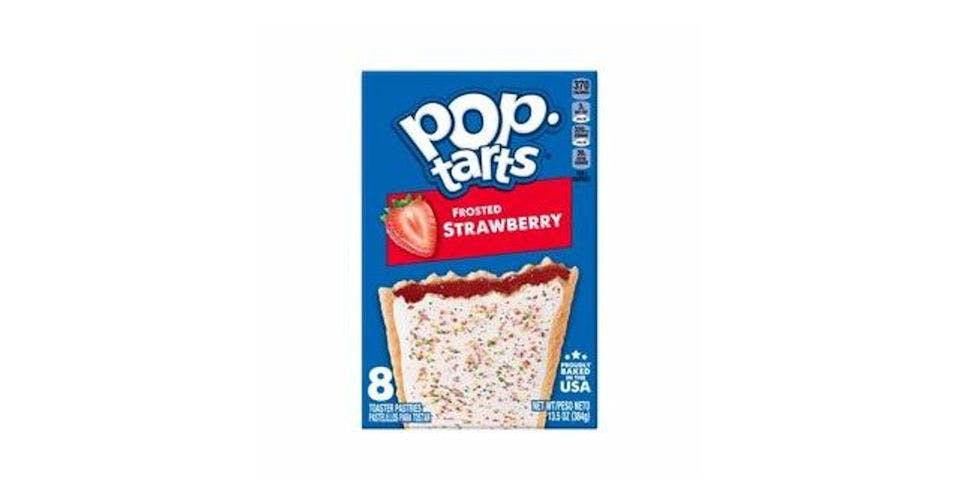 Pop-Tarts Toaster Pastries Frosted Strawberry (14.7 oz) from CVS - SW Wanamaker Rd in Topeka, KS