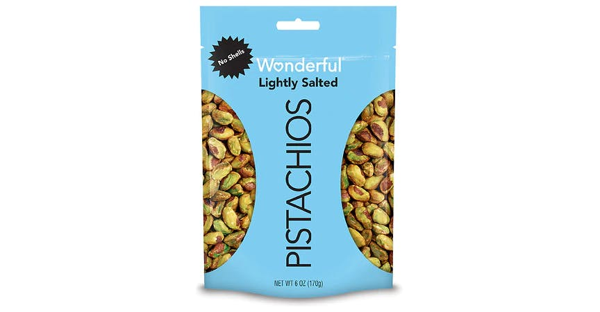 Wonderful In Shell Pistachios Roasted & Lightly Salted (16 oz) from EatStreet Convenience - W Mason St in Green Bay, WI