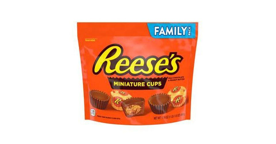 Reese's Peanut Butter Cup Miniatures (19.75 oz) from CVS - Main St in Green Bay, WI