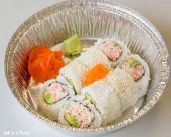 California Roll from Sichuan Taste in Cockeysville, MD