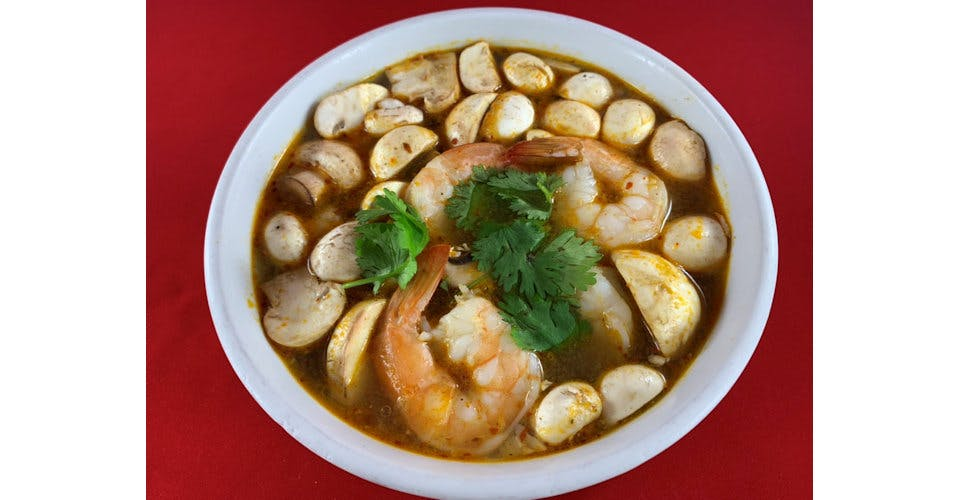 21. Tom Yum (Dinner) from Sa-Bai Thong - University Ave in Madison, WI
