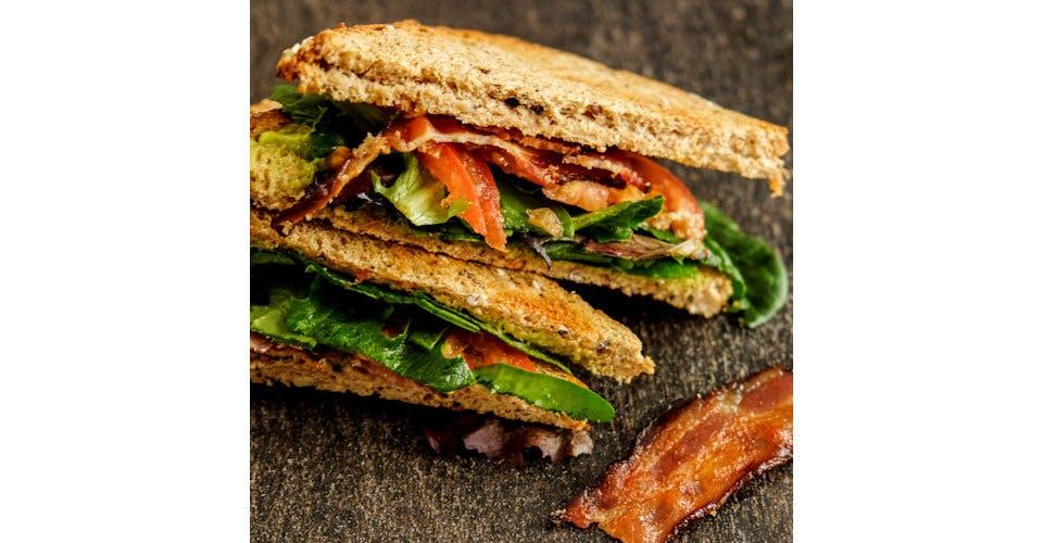Avocado BLT Sandwich from Patina Coffeehouse in Wausau, WI