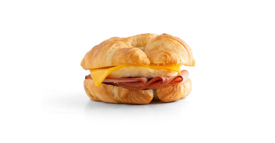 Croissant Breakfast Sandwiches: Ham, Egg & Cheese Croissant from Kwik Trip - Oshkosh W 9th Ave in Oshkosh, WI
