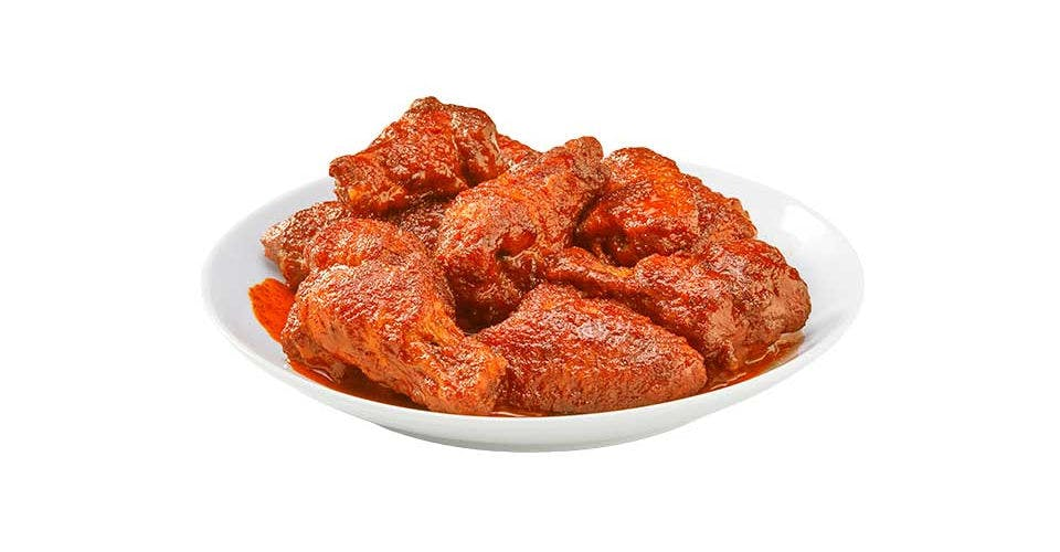 Nashville Hot Bone-in Wings from Toppers Pizza - Janesville in Janesville, WI