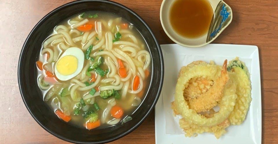 48. Tempura Udon from Oishi Sushi & Grill in Walnut Creek, CA