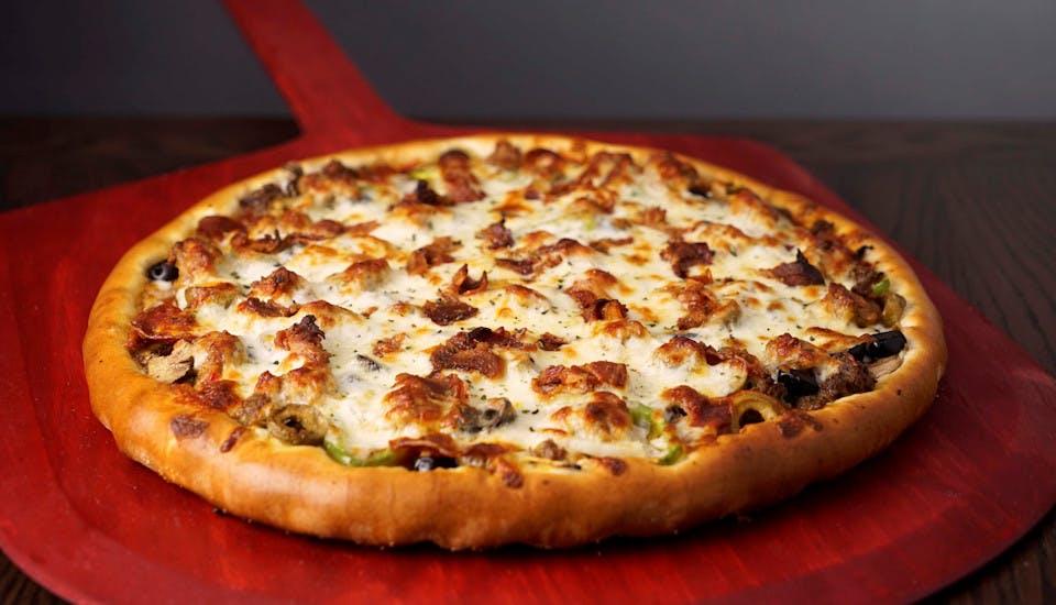 Rosati's Monster Pizza from Rosati's Pizza - DeKalb in Dekalb, IL