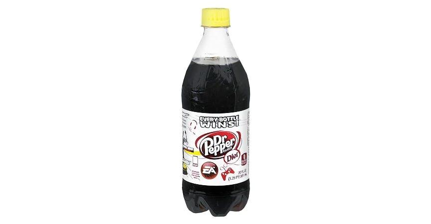 Diet Dr. Pepper Soda (20 oz) from EatStreet Convenience - W Mason St in Green Bay, WI