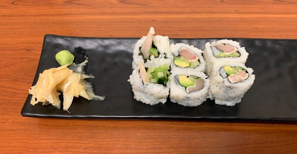 81. Albacore Roll (6 Pcs) from Oishi Sushi & Grill in Walnut Creek, CA