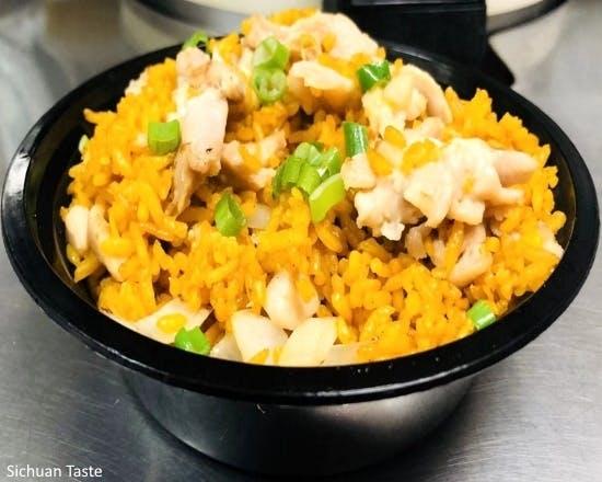 Chicken Fried Rice from Sichuan Taste in Cockeysville, MD