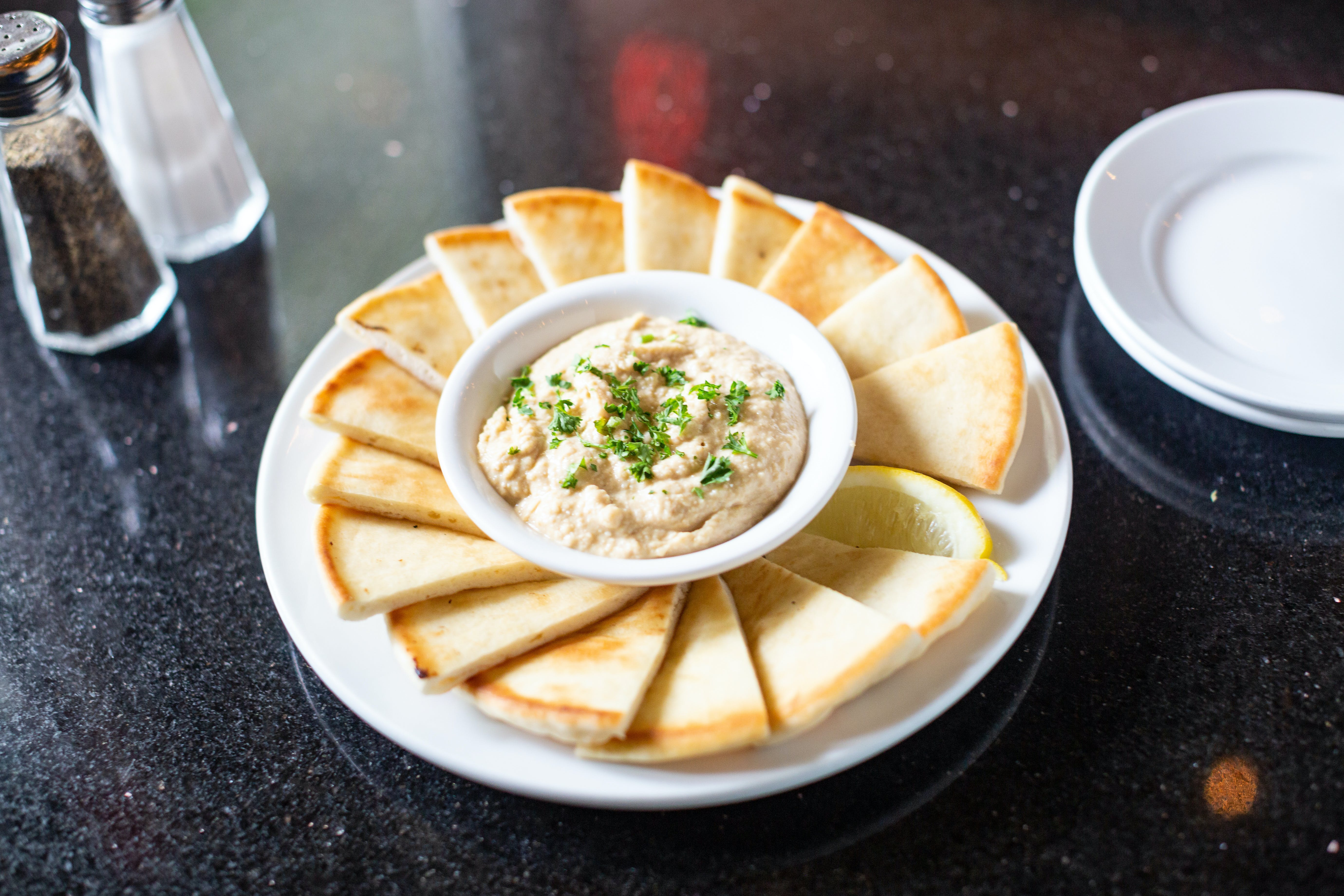 Kafteri (Hot Feta Dip) from The Mad Greek in Lawrence, KS