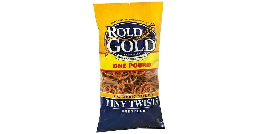 Rold Gold Classic Style Pretzels (16 oz) from EatStreet Convenience - SW Wanamaker Rd in Topeka, KS