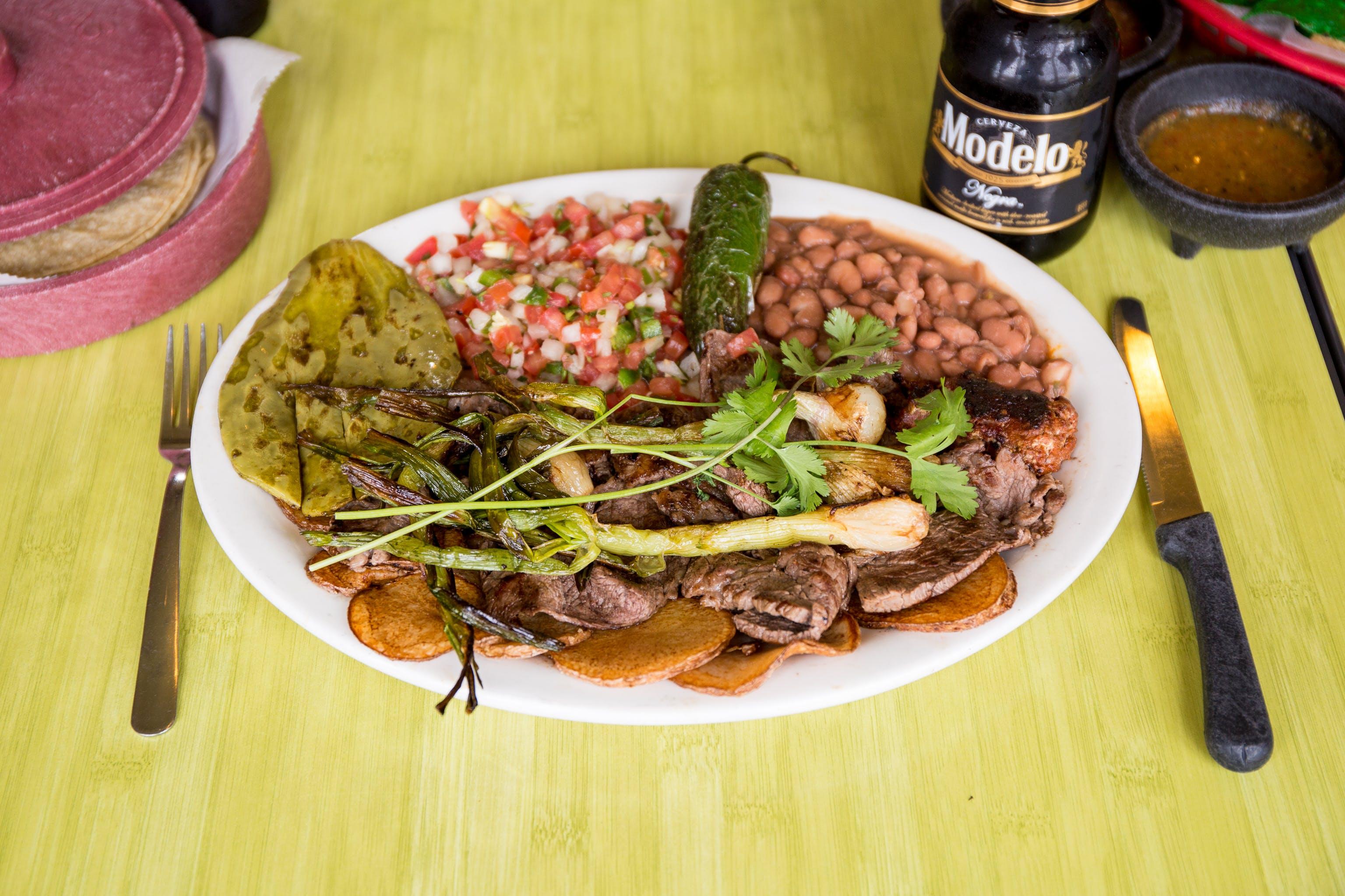 Platillo Mi Rancho from Taqueria Guadalajara in Madison, WI