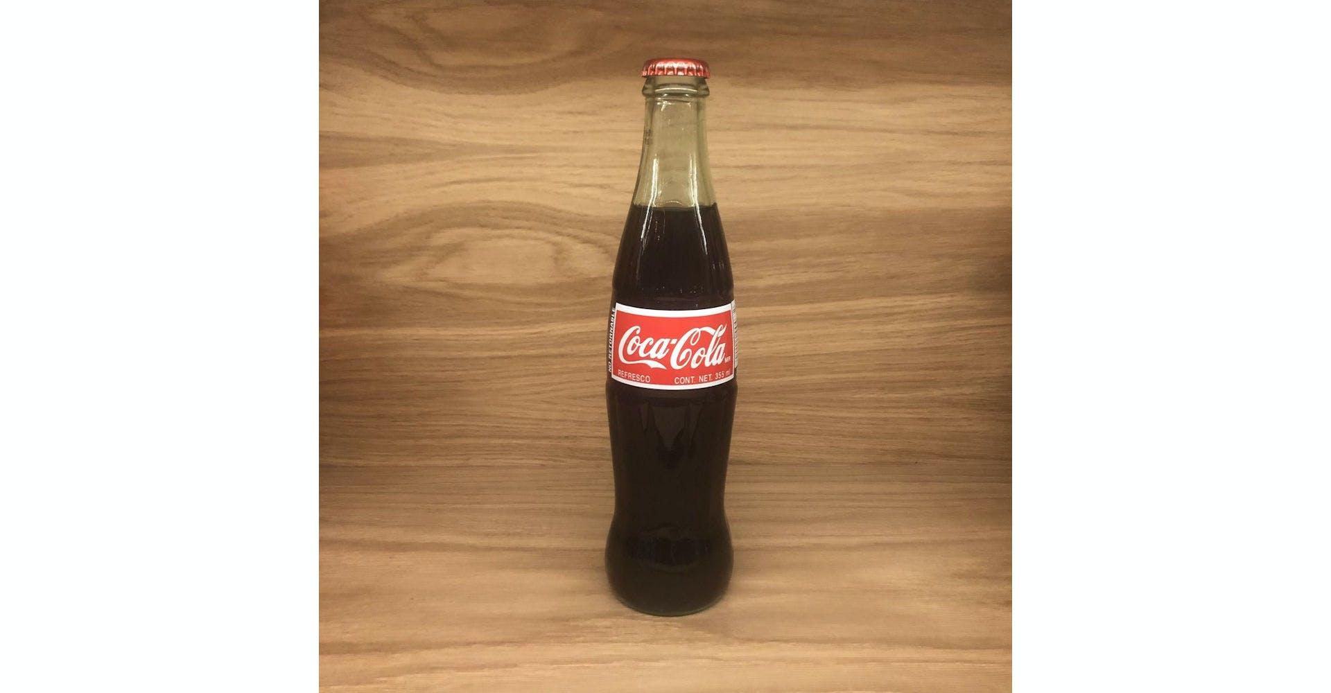 Mexican Coke from Austin's Habibi in Austin, TX