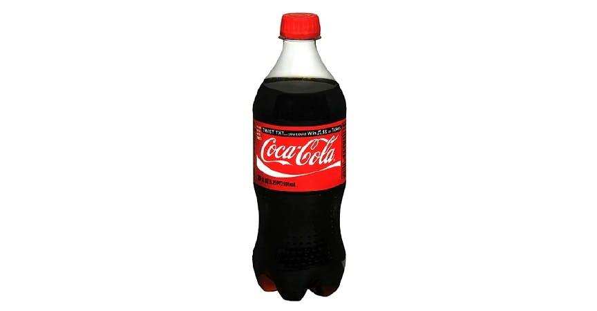 Coca-Cola Classic Soda (20 oz) from EatStreet Convenience - W Mason St in Green Bay, WI