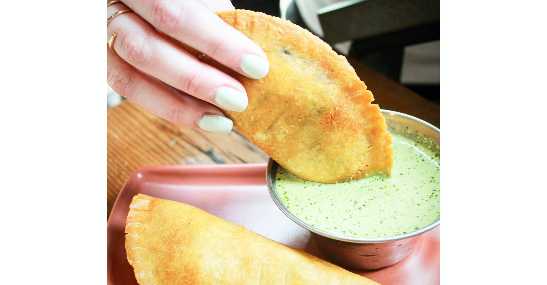 Empanadas (GF) from Lucille in Madison, WI