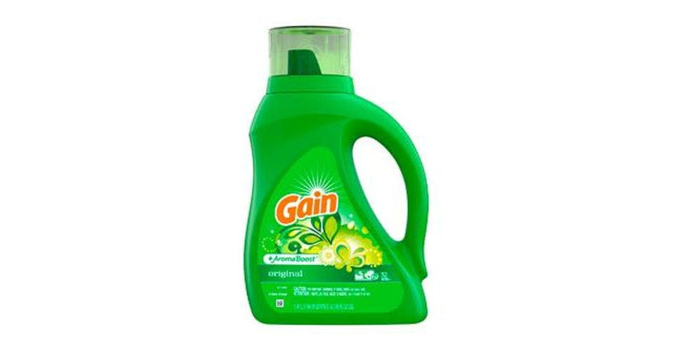 Gain Aroma Boost Liquid Laundry Detergent Original (50 oz) from CVS - Main St in Green Bay, WI