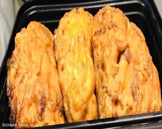 Roast Pork Egg Foo Young from Sichuan Taste in Cockeysville, MD