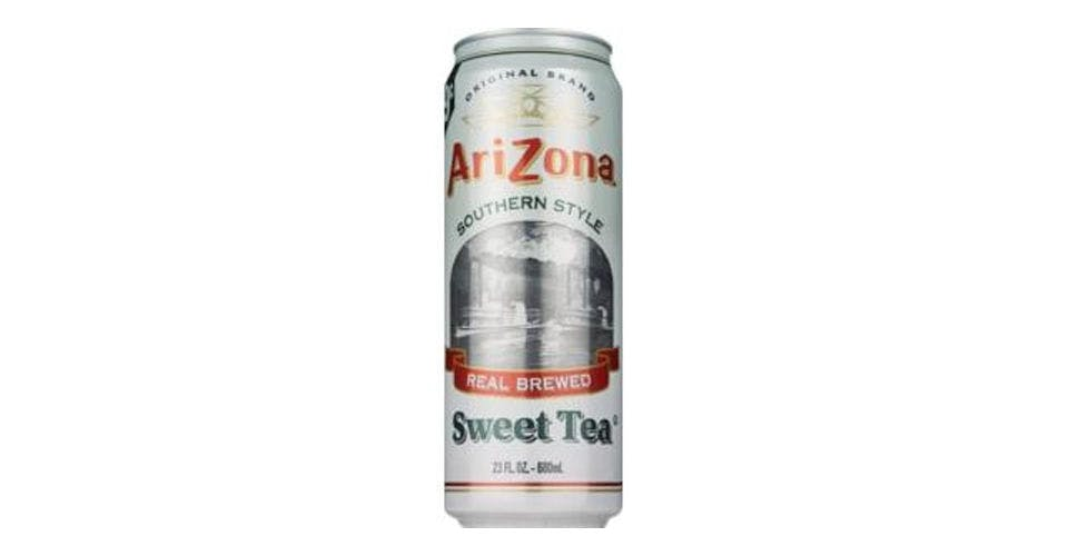 Arizona Sweet Tea Can (23 oz) from CVS - Main St in Green Bay, WI