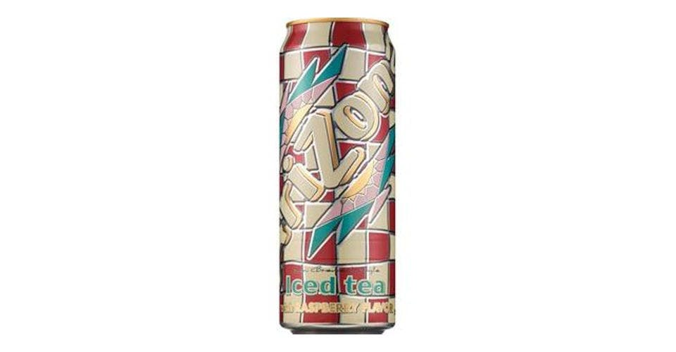 Arizona Iced Tea with Raspberry Flavor Can (23 oz) from CVS - Main St in Green Bay, WI