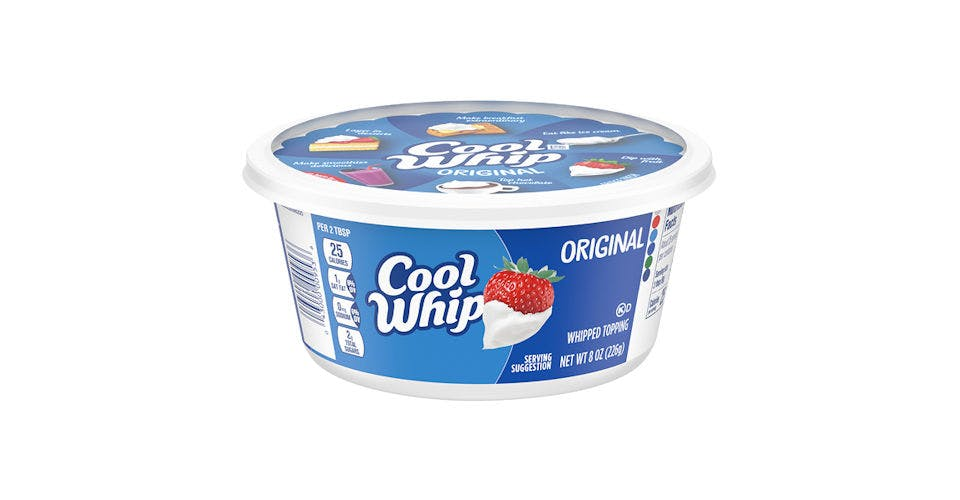 Kraft Cool Whip 8OZ from Kwik Trip - Eau Claire Water St in EAU CLAIRE, WI