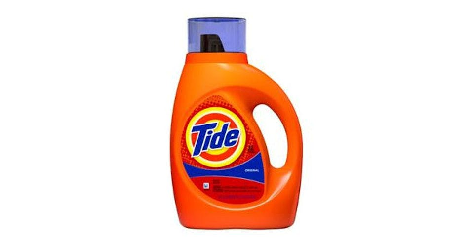 Tide Original Scent Liquid Laundry Detergent (50 oz) from CVS - Main St in Green Bay, WI