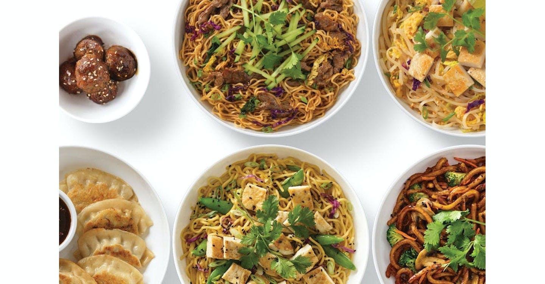 Asian Bowls from Noodles & Company - Kenosha 118th Ave in Kenosha, WI