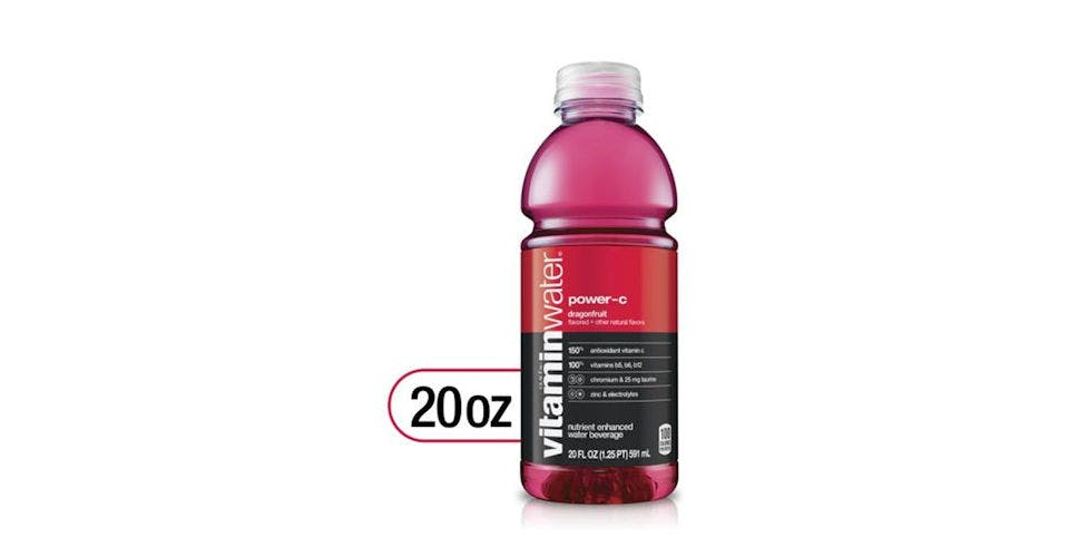 Glaceau vitaminwater Power-C Dragonfruit (20 oz) from CVS - Main St in Green Bay, WI