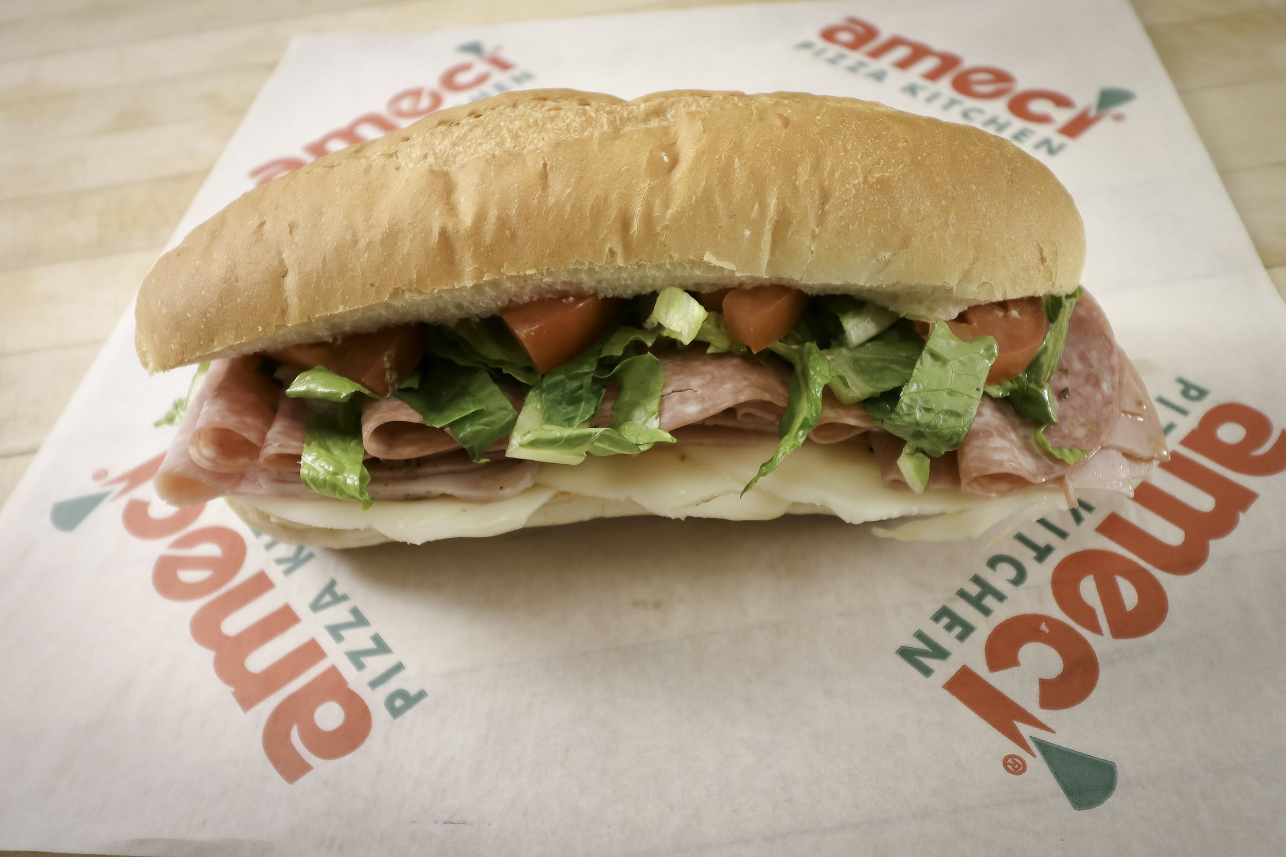 Classic Cold Cut Sandwich from Ameci Pizza & Pasta - Lake Forest in Lake Forest, CA