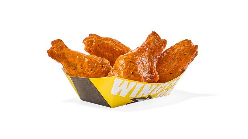 Kid's Traditional Wings from Buffalo Wild Wings (149) - Topeka in Topeka, KS