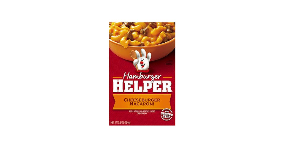 Hamburger Helper from Kwik Trip - Eau Claire Water St in EAU CLAIRE, WI