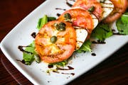 Mozzarella Caprese from Arianna's Italian Grill & Pizzeria - Lakeside Ave. in Richmond, VA