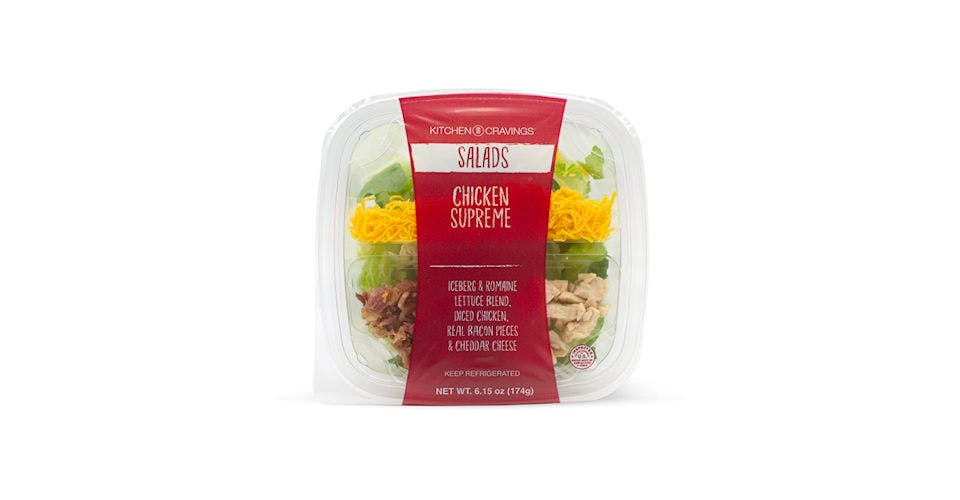 Chicken Supreme Salad  from Kwik Trip - Eau Claire Water St in EAU CLAIRE, WI
