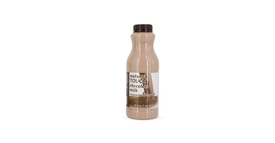 Nature's Touch Milk, Pint from Kwik Trip - Oshkosh W 9th Ave in Oshkosh, WI
