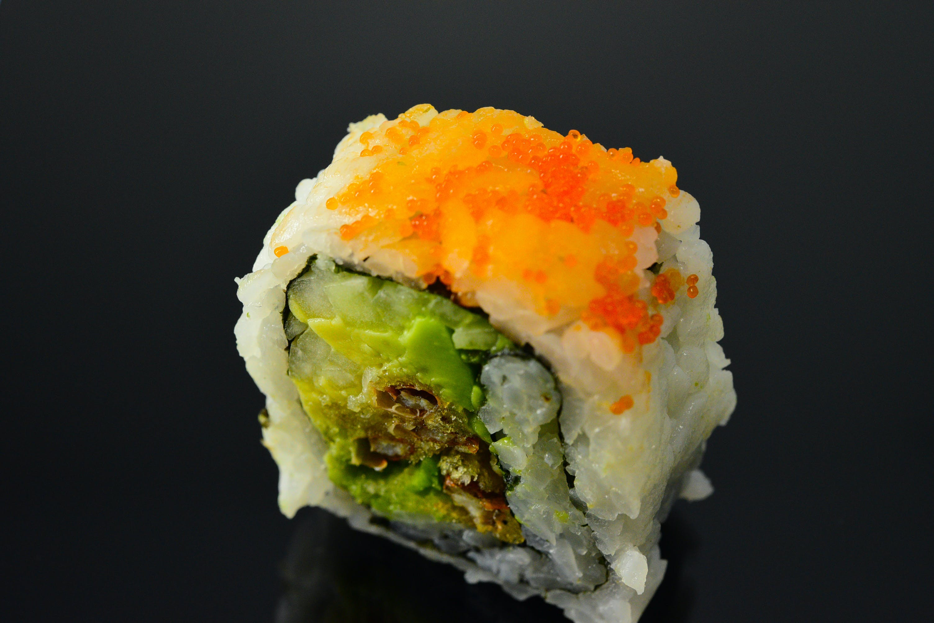 Spider Roll from Fin Sushi in Madison, WI