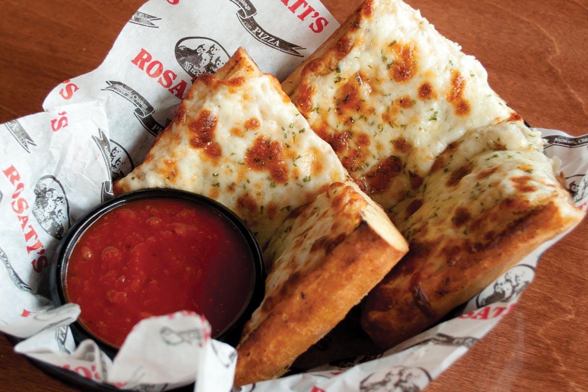 Cheesy Garlic Bread from Rosati's Pizza in Mesa, AZ