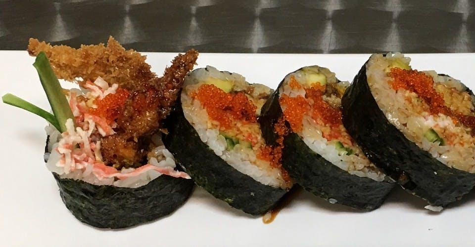 99. Spider Roll (5 Pcs) from Oishi Sushi & Grill in Walnut Creek, CA