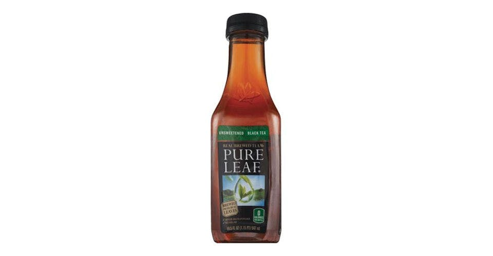 Pure Leaf Unsweetened (18.5 oz) from CVS - Main St in Green Bay, WI