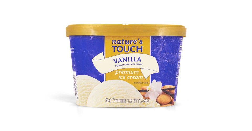 Nature's Touch Ice Cream, 48OZ from Kwik Trip - Eau Claire Water St in EAU CLAIRE, WI