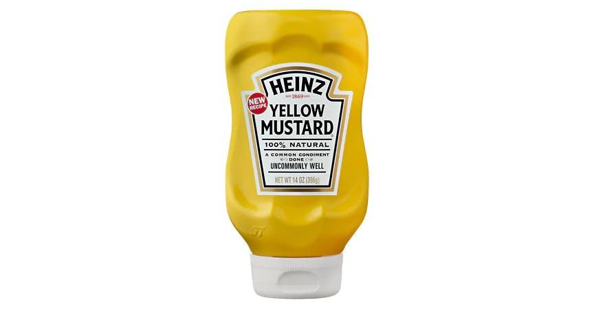 Heinz Yellow Mustard (14 oz) from EatStreet Convenience - W Mason St in Green Bay, WI