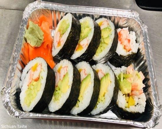 Futomaki Roll from Sichuan Taste in Cockeysville, MD