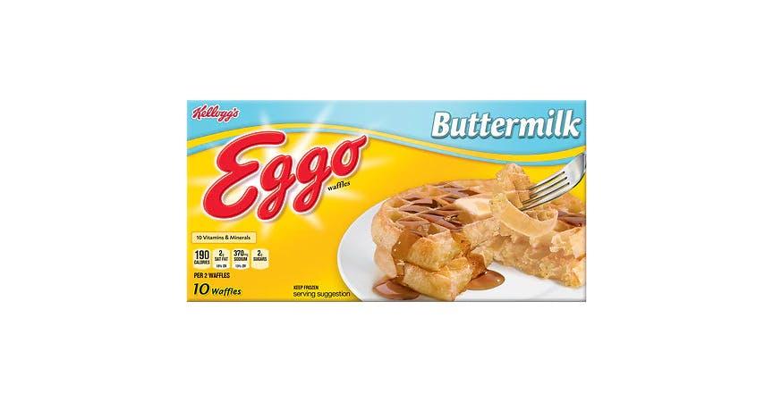Eggo Waffles Buttermilk (1 oz) from EatStreet Convenience - NW Topeka Blvd in Topeka, KS