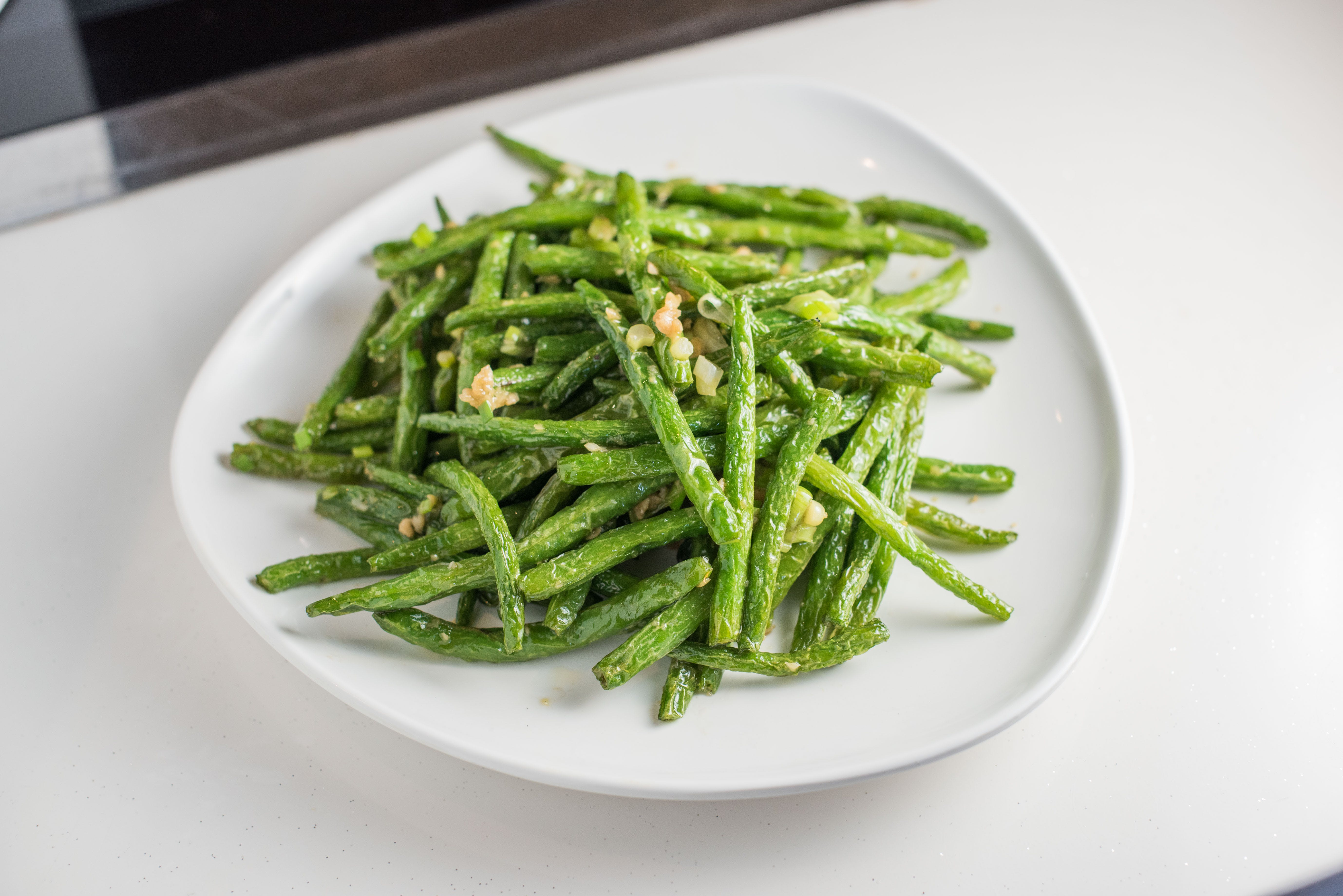 C43. Sauteed String Beans from Huan Xi in Milwaukee, WI