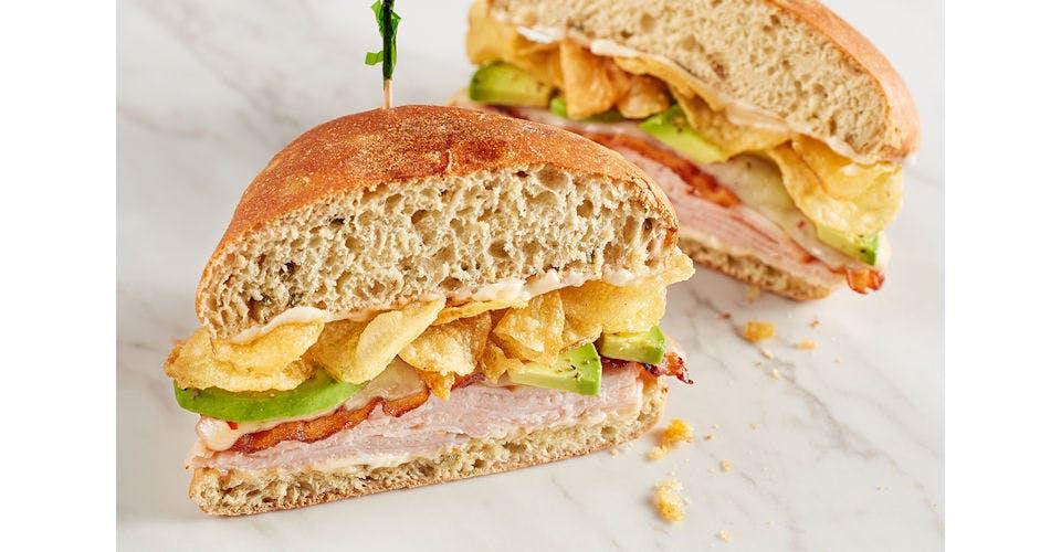Jalape?o Turkey Crunch from McAlister's Deli - Manhattan (1263) in Manhattan, KS